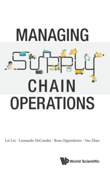 Managing Supply Chain Operations, Hardback Book