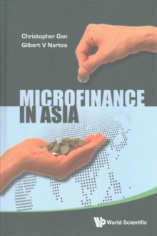 Microfinance In Asia, Hardback Book