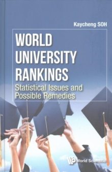 World University Rankings: Statistical Issues And Possible Remedies, Hardback Book