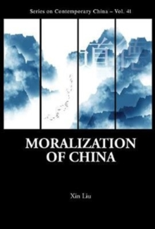 Moralization Of China, Hardback Book