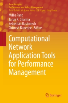 Computational Network Application Tools for Performance Management, EPUB eBook