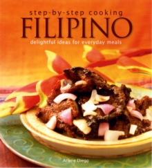 Step by Step Cooking : Filipino, Paperback Book