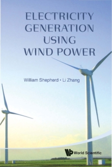 Electricity Generation Using Wind Power, PDF eBook