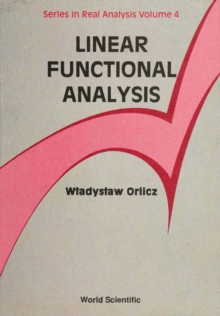 Linear Functional Analysis, PDF eBook