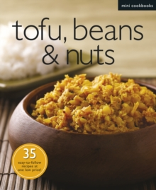 Tofu, Beans, and Nuts, Paperback Book