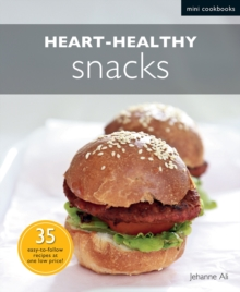 Heart-healthy Snacks, Paperback Book