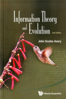 Information Theory And Evolution (2nd Edition), Paperback Book