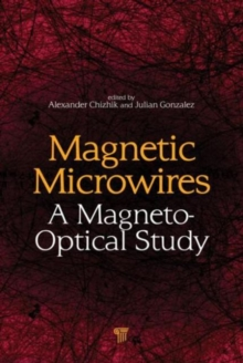 Magnetic Microwires : A Magneto-Optical Study, Hardback Book