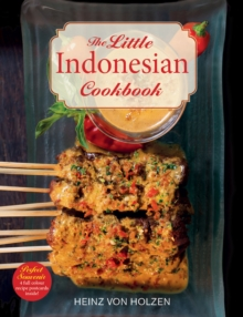 The Little Indonesian Cookbook, Paperback Book