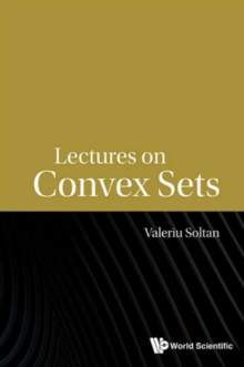 Lectures On Convex Sets, Hardback Book
