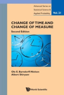 Change Of Time And Change Of Measure, Hardback Book