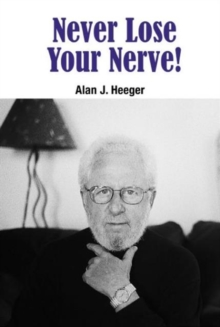 Never Lose Your Nerve!, Hardback Book