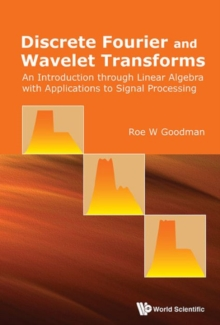 Discrete Fourier And Wavelet Transforms: An Introduction Through Linear Algebra With Applications To Signal Processing, Paperback Book