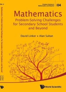 Mathematics Problem-solving Challenges For Secondary School Students And Beyond, Paperback / softback Book