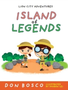 Island of Legends, Paperback Book