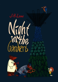 Night in the Gardens, Hardback Book