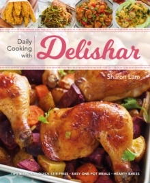Daily Cooking with Delishar, Hardback Book
