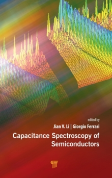 Capacitance Spectroscopy of Semiconductors, Hardback Book