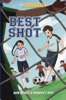 Superkicks: Best Shot, Paperback Book