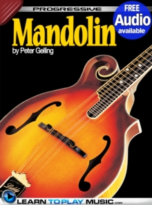 Mandolin Lessons for Beginners : Teach Yourself How to Play Mandolin (Free Audio Available), EPUB eBook