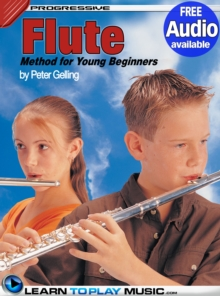 Flute Lessons for Kids : How to Play Flute for Kids (Free Audio Available), EPUB eBook