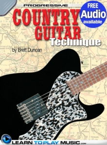 Country Guitar Lessons for Beginners : Teach Yourself How to Play Guitar (Free Audio Available), EPUB eBook