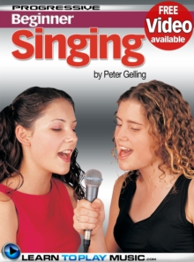 Singing Lessons for Beginners : Teach Yourself How to Sing (Free Video Available), EPUB eBook