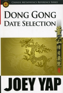 Dong Gong Date Selection, Paperback / softback Book