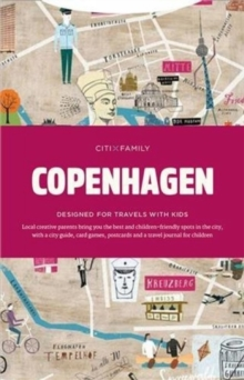 Citixfamily - Copenhagen : Travel With Kids, Paperback Book