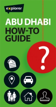 Abu Dhabi How-to Guide, Paperback Book