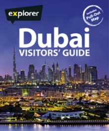 Dubai Mini Visitors Guide, Paperback Book