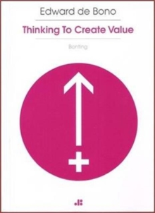 Bonting: Thinking to Create Value, Paperback Book