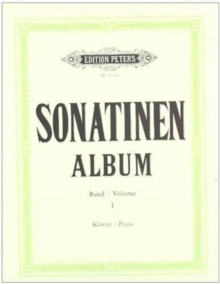 SONATINA ALBUM VOL 1,  Book