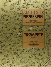 TPT ORCHESTRAL TEST PIECES,  Book