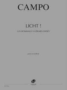 LICHT ACCORDION, Paperback Book