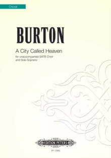 CITY CALLED HEAVEN, Paperback Book