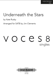 UNDERNEATH THE STARS MIXED VOICE CHOIR, Paperback Book