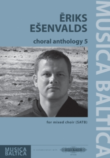 CHORAL ANTHOLOGY 5, Paperback Book