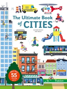 The Ultimate Book of Cities, Hardback Book