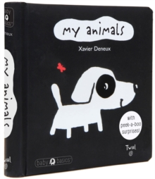 My Animals : BabyBasics, Board book Book