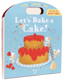 Lets Bake a Cake,  Book