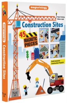 Construction Sites, Hardback Book