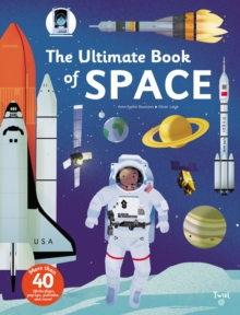 The Ultimate Book of Space, Hardback Book