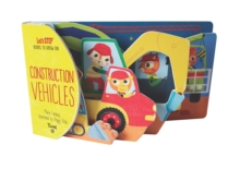 Construction Vehicles, Board book Book