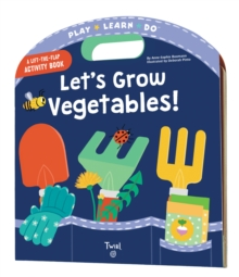 Let's Grow Vegetables!,  Book