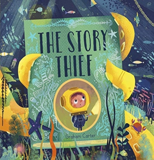 The Story Thief: Graham Carter: 9781783448920: Telegraph ...